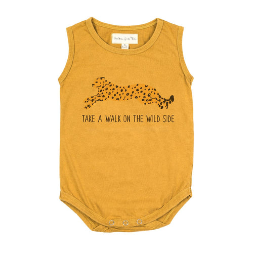 Children Of The Tribe - Wild Side Singlet Onesie