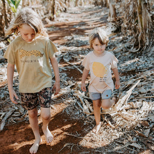 Children Of The Tribe - Wild Side Tee