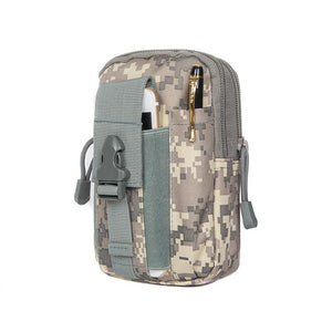 Multi-Purpose Tactical Molle Pouch