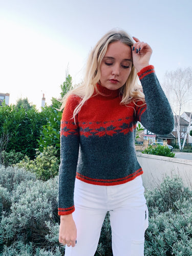 Woolen Knitted Jumper