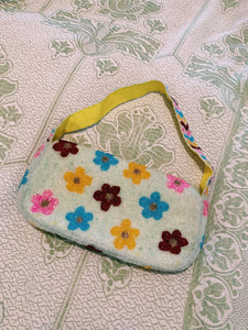 Funky Beaded Shoulder Bag