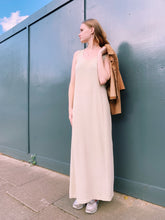 Load image into Gallery viewer, Maxi Dress In Beige