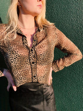Load image into Gallery viewer, Leopard Print Shirt