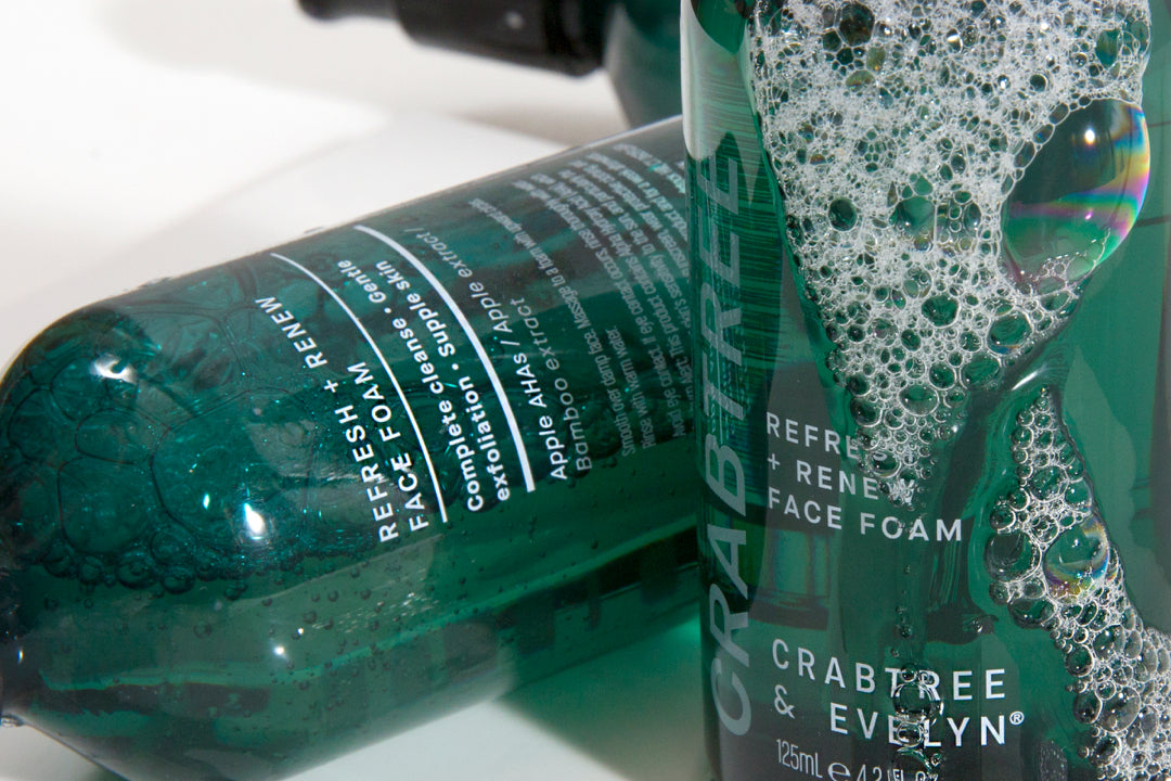 Refresh + Renew Face Foam