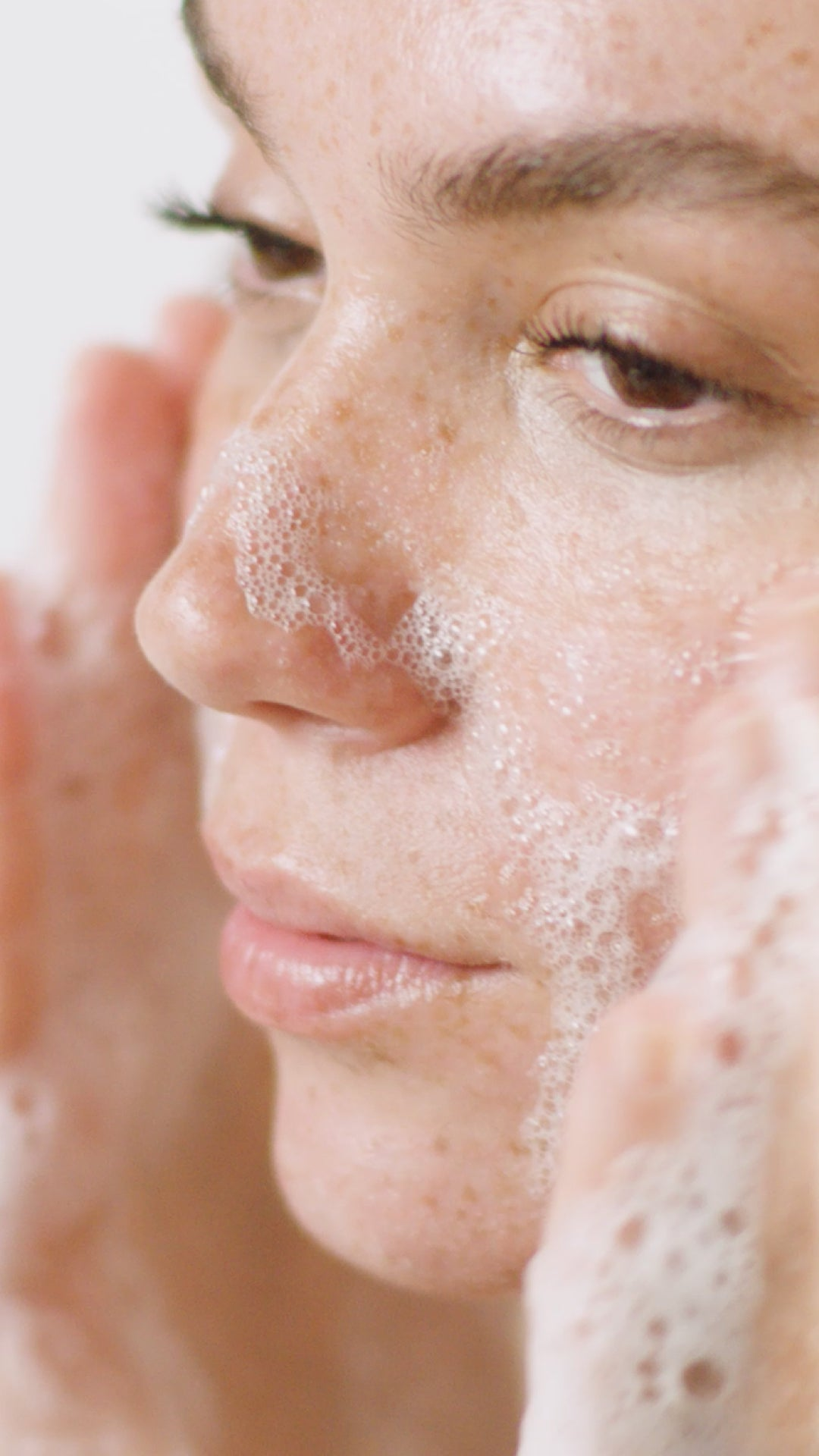 Soft Touch Face Foam