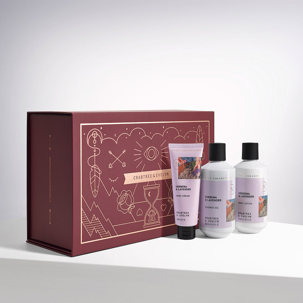 Verbena & Lavender Ultimate Unwind Set