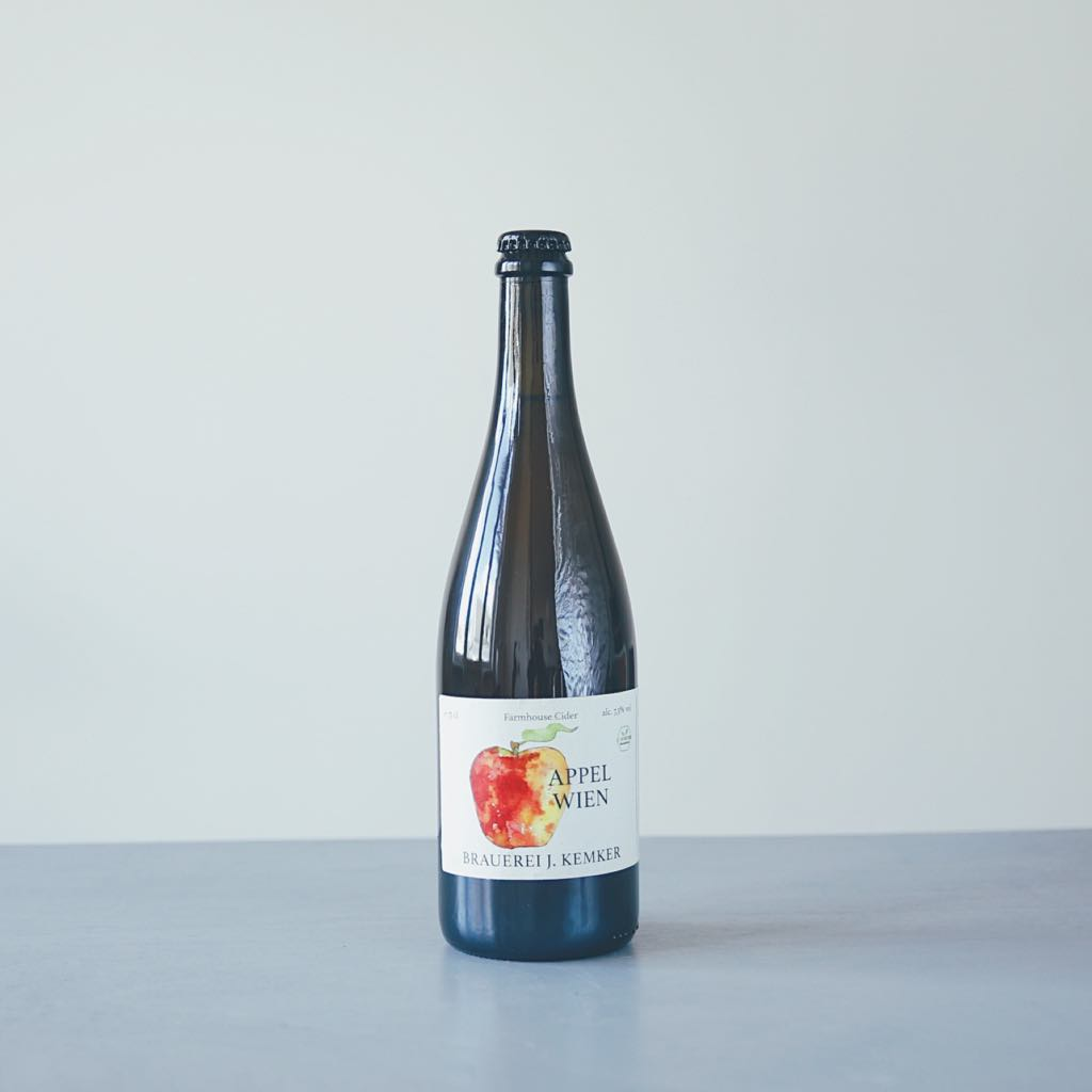 Jan Kemker | Brauerei J. Kemker - Applewien Farmhouse Cider 0,75l