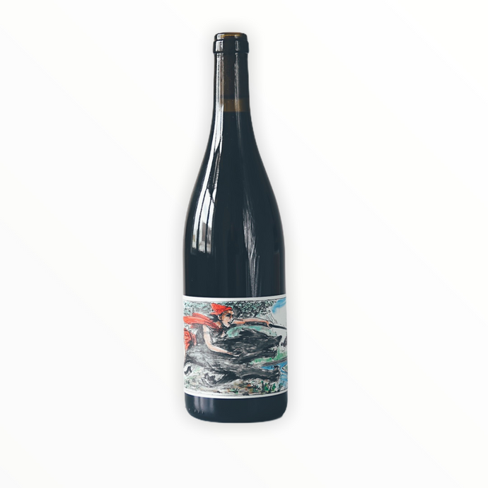 Weingut Staffelter Hof - Little Red Riding Wolf - [Vin Vin Naturel Naturwein]