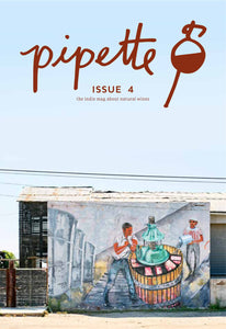 Pipette Magazin Pipette Magazine - Issue 4 freeshipping - Vin Vin Pipette Magazine - Issue 4 Vin Vin 20.00