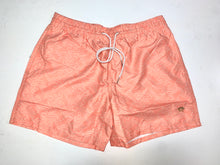 Load image into Gallery viewer, QoQí swim trunk wave orange