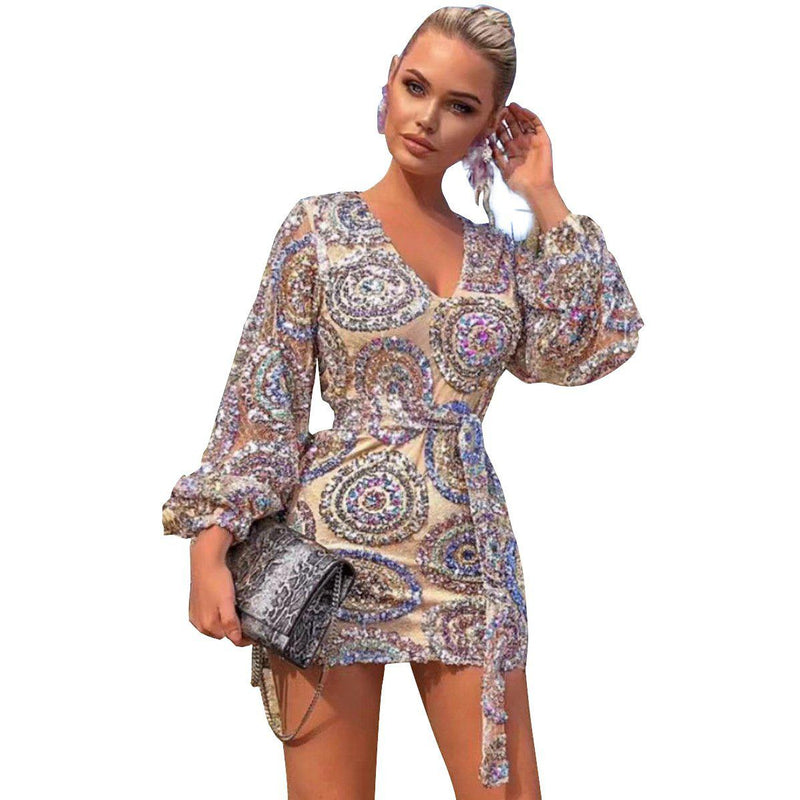 Mylie Mini dress