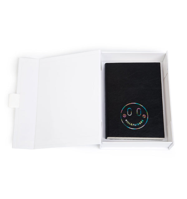 Small Happy Notebook In A Box
