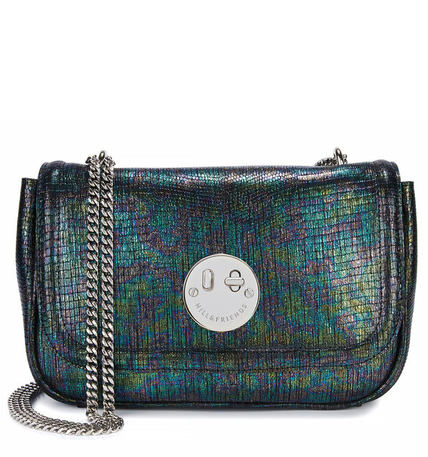 HAPPY CROSS-BODY CHAIN BAG - Hill and Friends