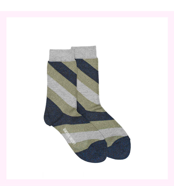 SERORA STRIPE SOCKS