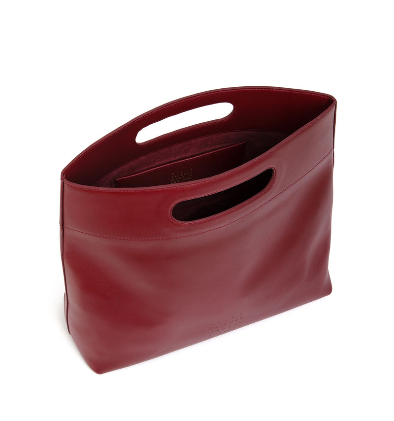 Lozenge Handle Clutch - Hill and Friends