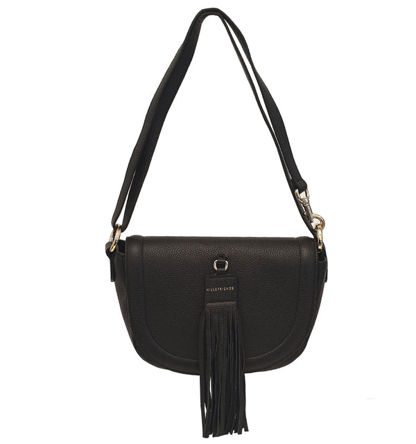 TASSEL SADDLE BAG - Hill and Friends