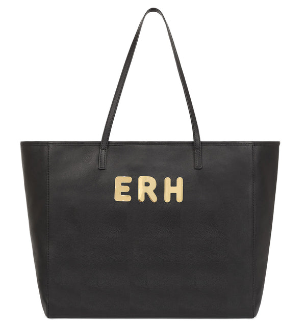 CUSTOMISABLE ALPHABET SLOUCHY TOTE