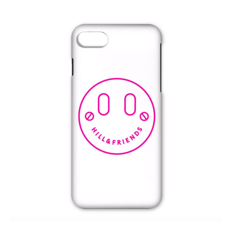 Happy Printed Phone Case - Hill and Friends