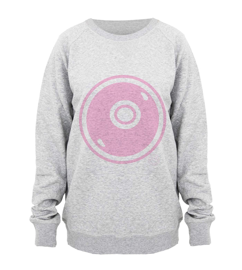 CUSTOMISABLE CREW-NECK LONG SLEEVE SWEATSHIRT