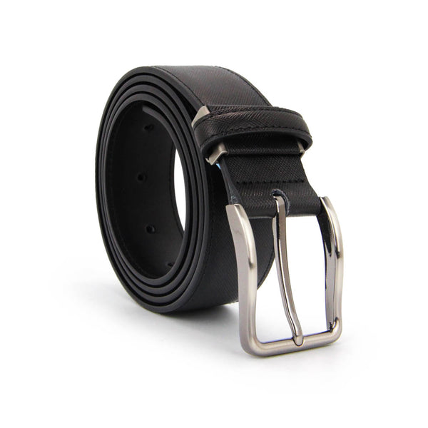 ALEF- SCOTT-PIN BUCKLE 35MM LEATHER BELT