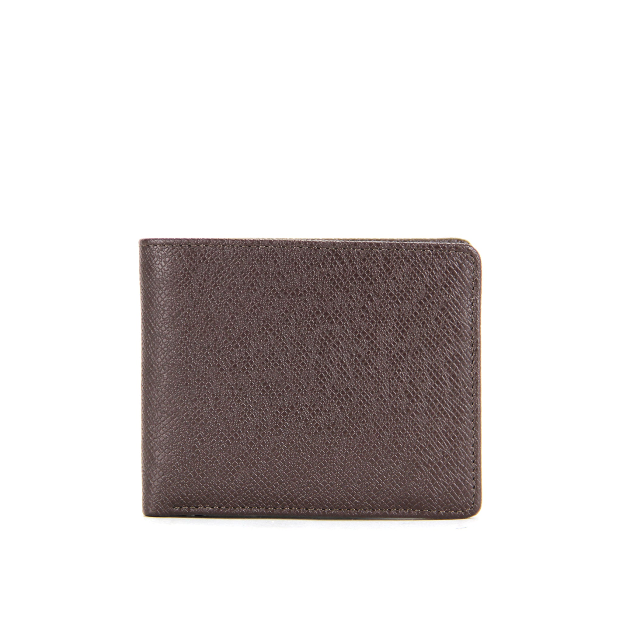 Alef Manhattan Bifold Wallet with Coin Pouch and Card Window A11054