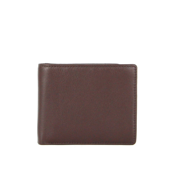 Alef Colson Slim Bifold Wallet with Card Window A11151