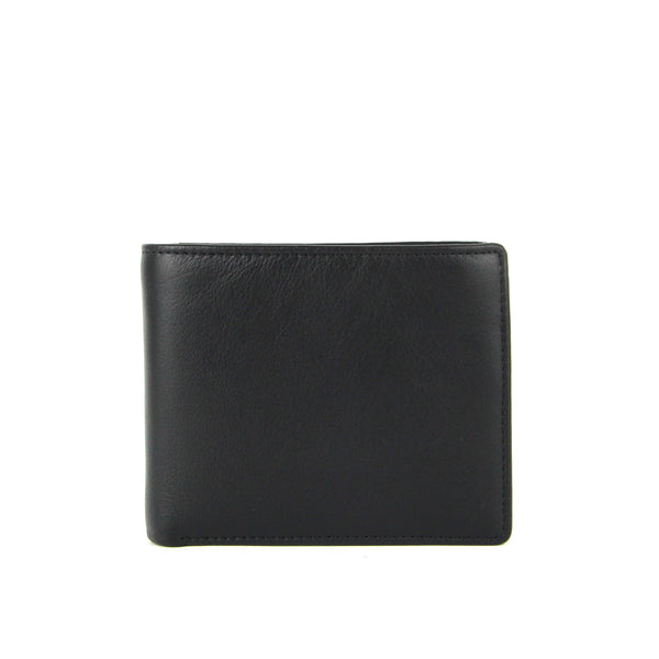 Alef Colson Slim Bifold Wallet with Coin Pouch A11152