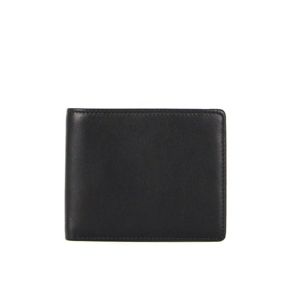 Alef Colson Ultra Slim Bifold Wallet with Coin Pouch A11154