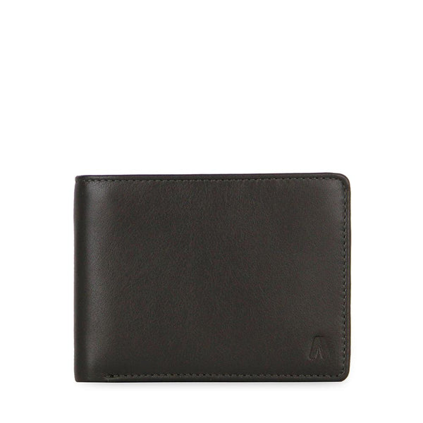 Marina Leather Wallet with SIM Card Holder