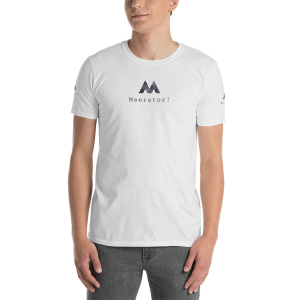 Not-so Plain White Meorator Tee