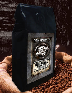 Gourmet Medium Roast Coffee: Original Blend Zombie Java