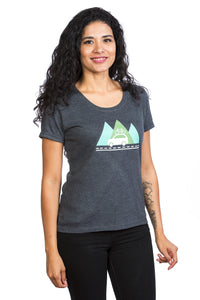 Outdoor Adventure T-shirt for Women - Cotton