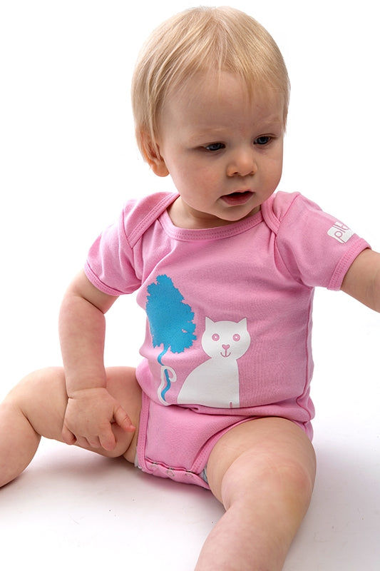 Cat Baby One-piece Chat Bébé