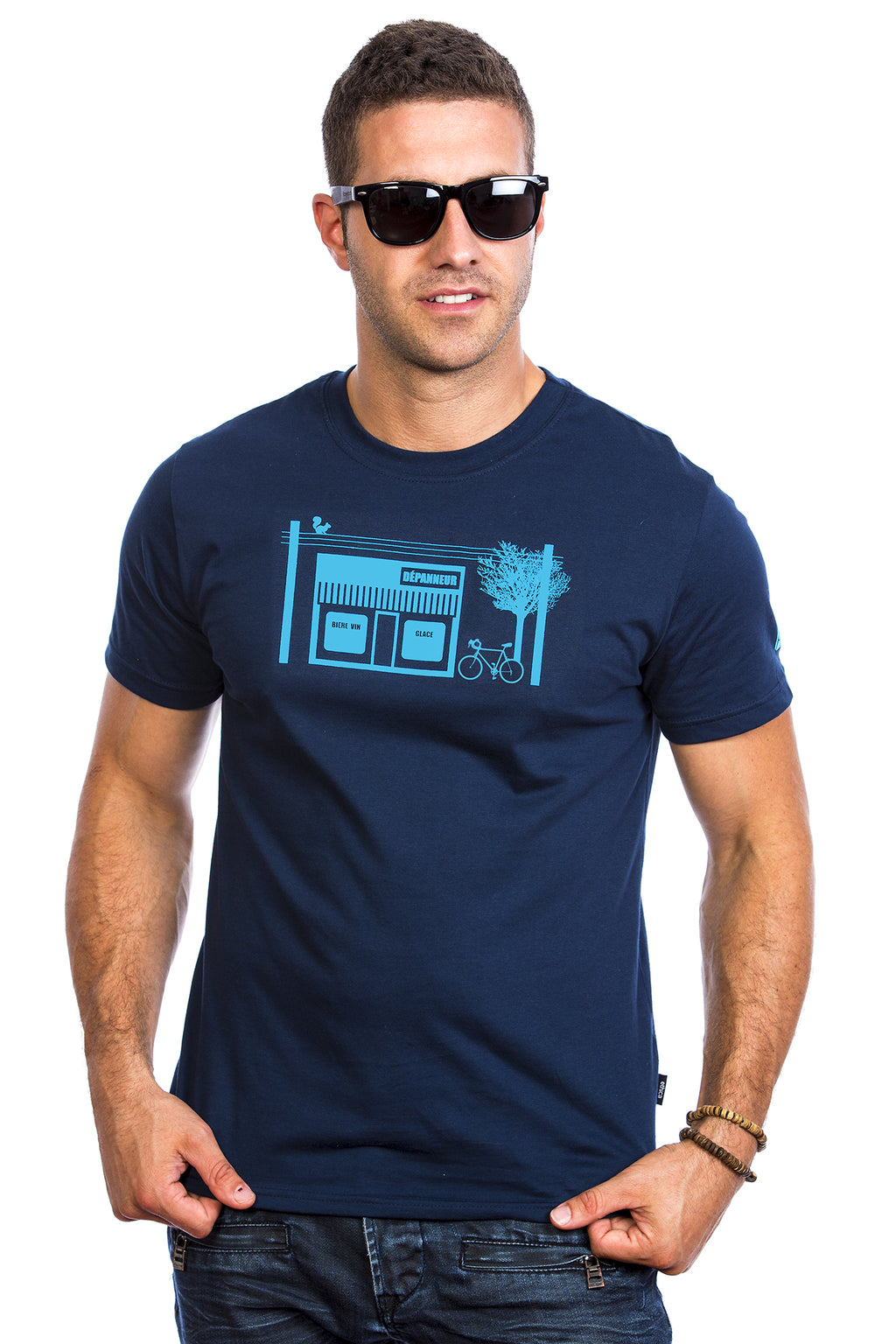Men's Depanneur T-shirt - Organic cotton