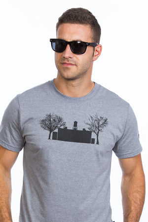 Mile End Reservoir T-shirt