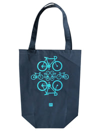 sac tote bag bags bicycles velo velos plb reusable