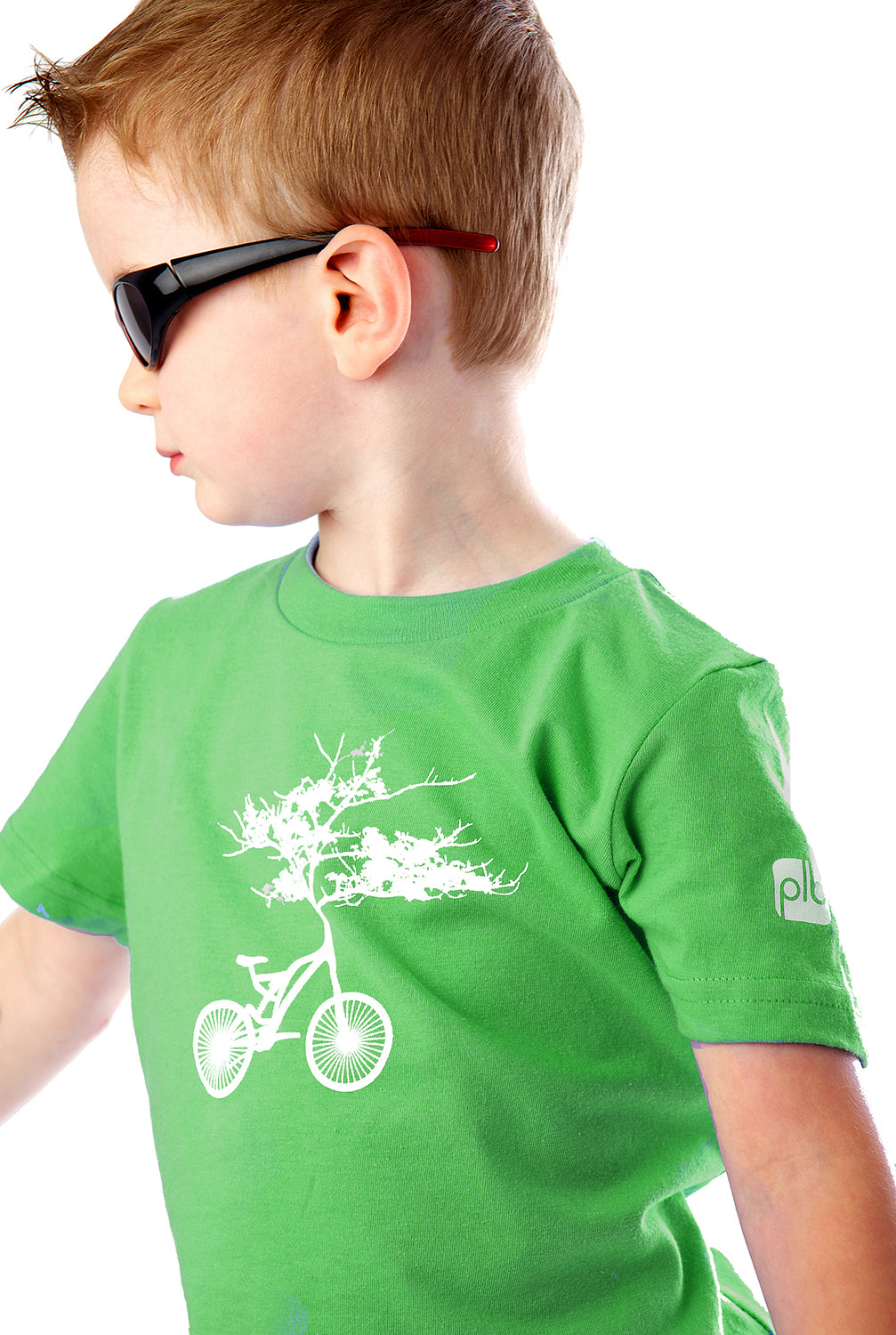Kids Tree cycle T-shirt