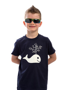 Kids Whale T-shirt Clearance