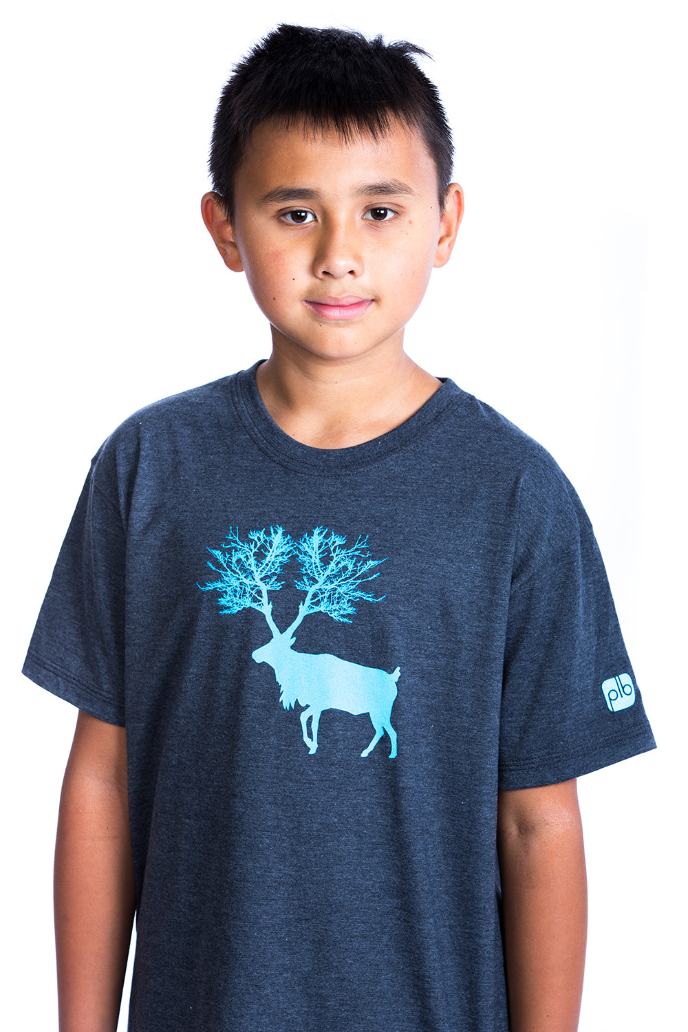 Kids Caribou Shirt Graphic Tee Baby Tshirt | Organic | Locally Made