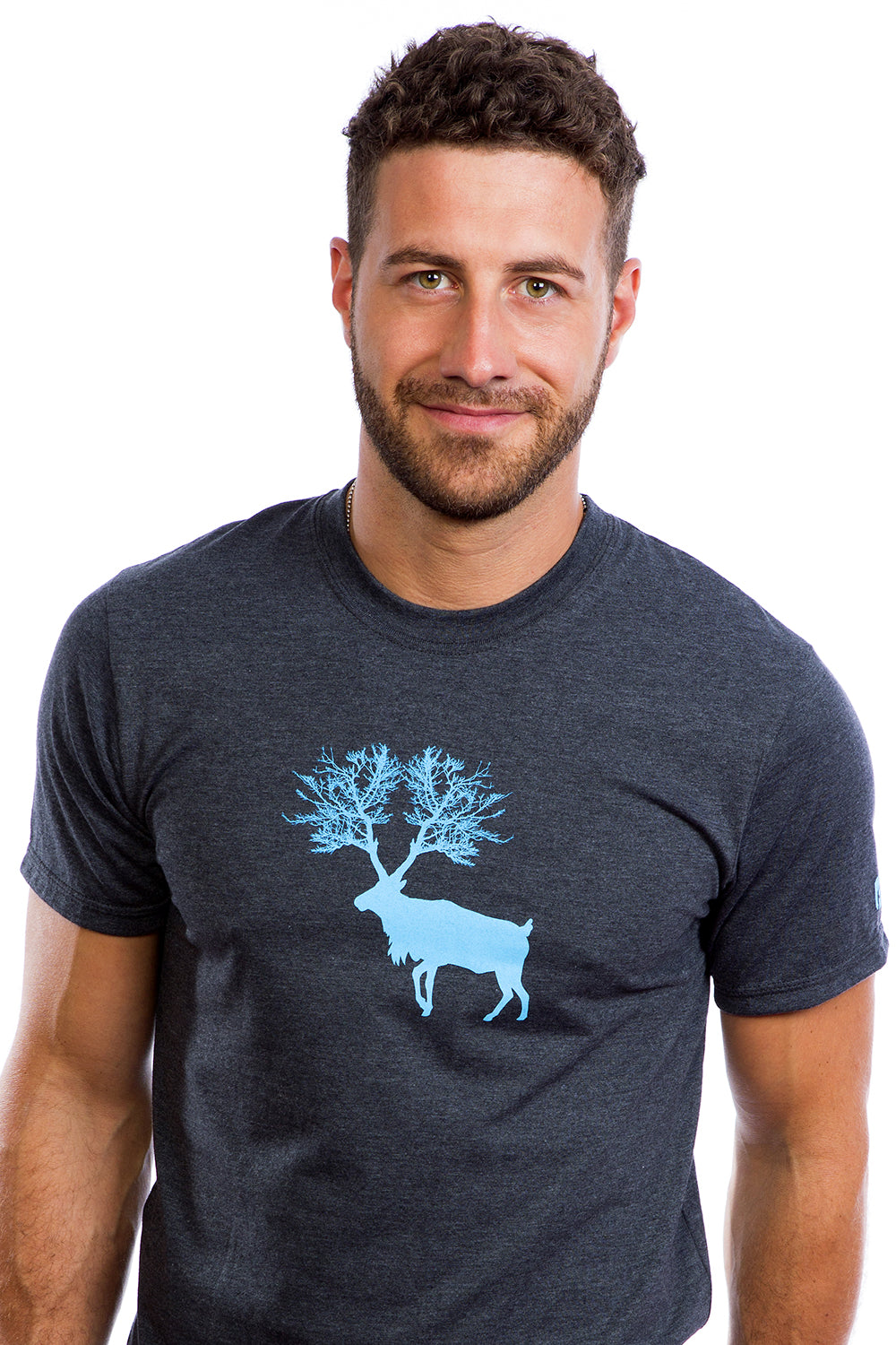 PLB High quality Caribou for men Recycled Polyester Organic Cotton