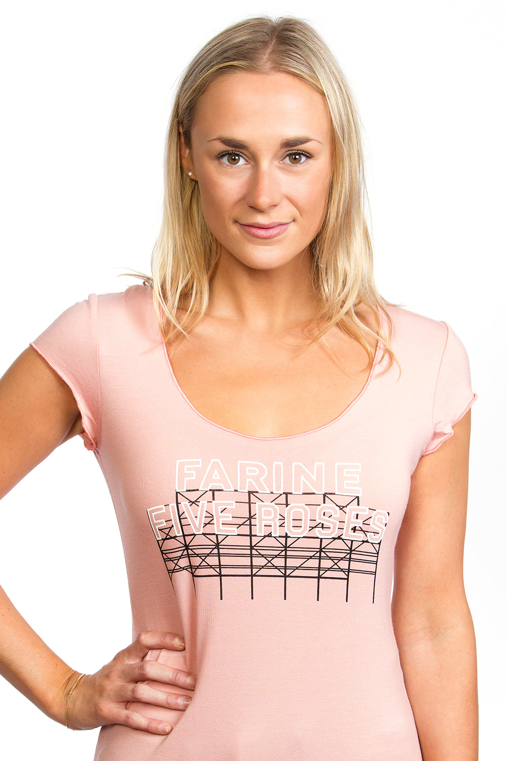 Farine Five Roses Bamboo Pink Montreal PLB Design Store
