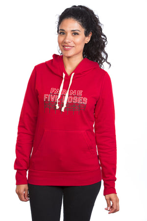 Farine Five Roses Hoodie for Women