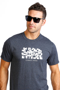 Habitat 67 T-shirt Montreal made with Organic Cotton by PLB Store