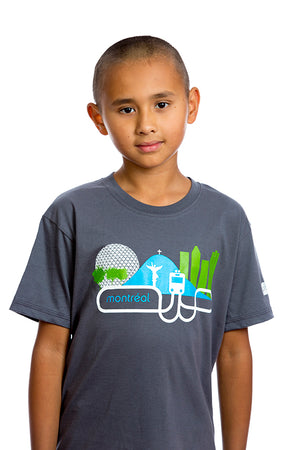 Kids Montreal T-shirt Clearance