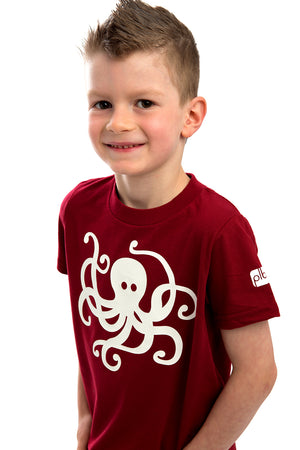 Kids Octopus T-shirt