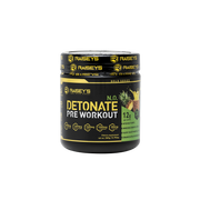 DETONATE Pre-Workout Supplement 360g