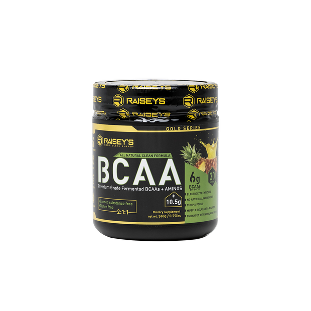 Gold Series BCAAs 2:1:1 360g