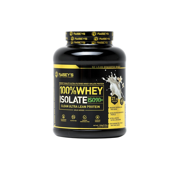 ISO90+ Clean Lean Whey Isolate