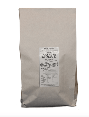 PURE SOY ISOLATE 90% Protein 4kg