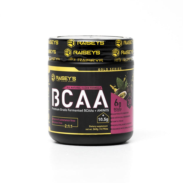 GOLD SERIES BCAAs + SHAKER